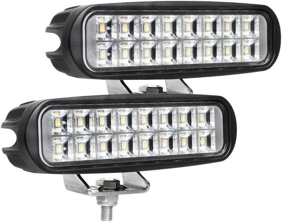 EXZEIT Super-cheap 6 Inch Light Bar 12V Reverse Houston Mall Li 32W Led Lights