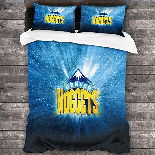 DRAGON VINES Four-piece bedding Hotel Bed Sheets Queen Set bedsheet De-nver-Nugg-ets-Design-Team-Logo.jpg Apartment Dormitory W85 xL85