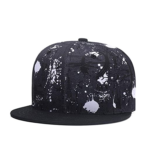 f9e8ba0e483 Quanhaigou Galaxy 3D Printed Adjustable Baseball Cap