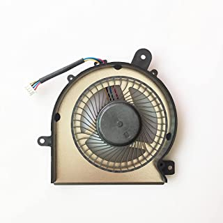GPU Cooling Fan Intended for MSI GF65 Thin 9SD 9SE 9SX 10SX 9SEXR 10SDR 10SER Series Fan PAAD06015SL N433 (GPU Fan)