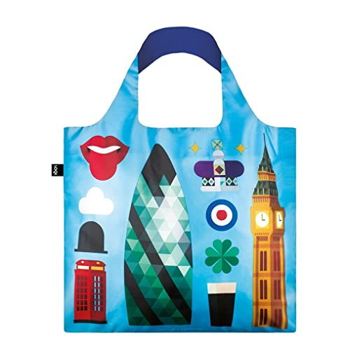 e04fe058785b LOQI HEY STUDIO London Shopping Bag