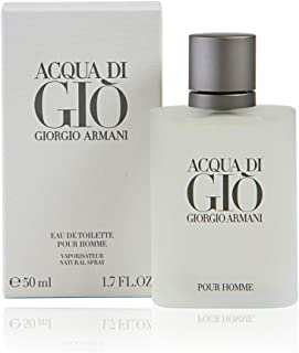 New Item GIORGIO ARMANI ACQUA DI GIO MEN EDT SPRAY 1.7 OZ ACQUA DI GIO MEN/GIORGIO ARMANI EDT SPRAY 1.7 OZ (M)