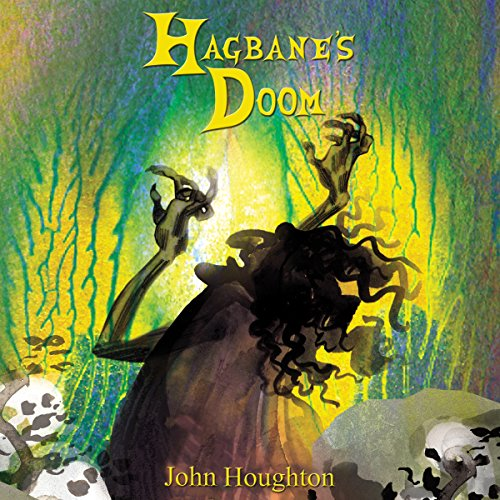 Hagbane's Doom audiobook cover art