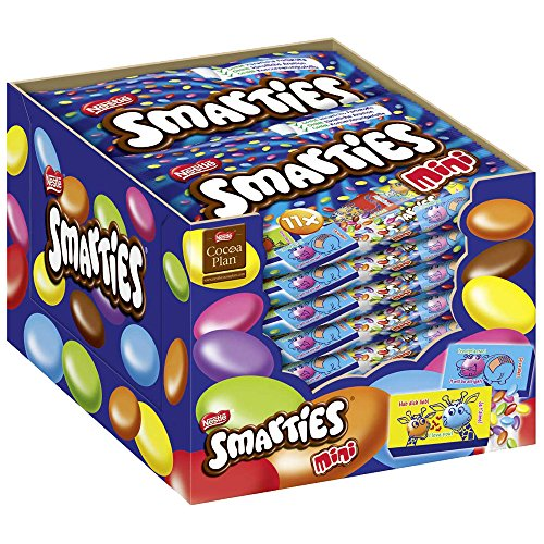 Smarties Minis 158 g, 20er Pack (20 x 158 g)