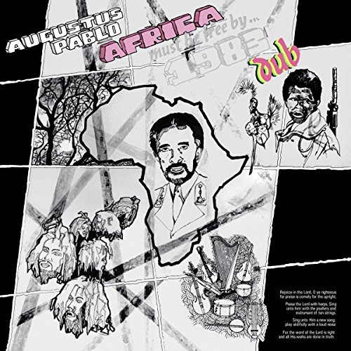 AFRICA MUST BE FREE BY 1983 DUB [LP] [12 inch Analog]