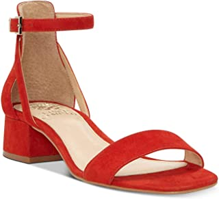 Best vince camuto women's shetana leather ankle strap sandals Reviews