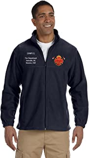 fire rescue fleece