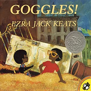 Goggles! audiobook cover art