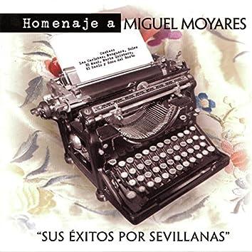 Homenaje a Miguel Moyares