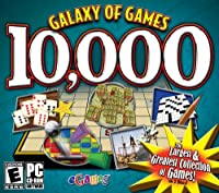 Galaxy of Games 10,000 (輸入版)