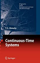 Continuous-Time Systems (Signals and Communication Technology)