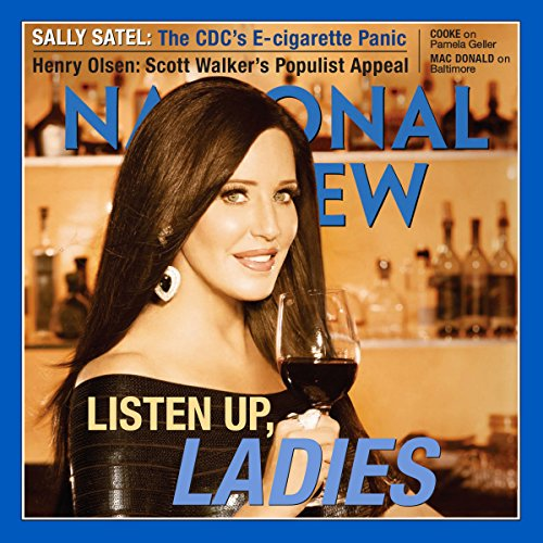 National Review, June 1, 2015 audiobook cover art