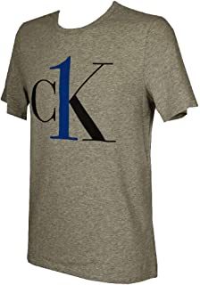 Calvin Klein Logo Crew Neck Short Sleeve T-Shirt