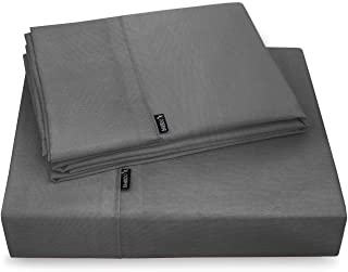 MARQUESS Linens 4 Piece Hotel Luxury Soft CB2000 Series Bamboo Microfiber Bed Sheets Set, Deep Pockets, Hypoallergenic, Wr...