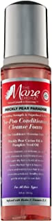 THE MANE CHOICE - Prickly Pear Paradise No-Poo Superfood Infused No Shampoo Cleansing Foam (8 Ounces / 236 Milliliters)