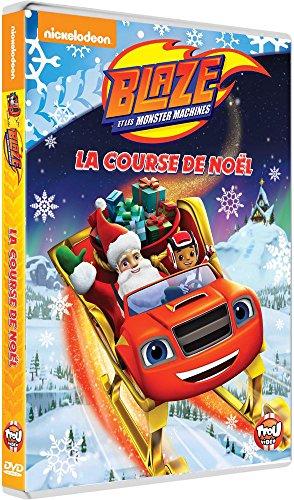 Blaze et Les Monstres Machines-La Course de Noël
