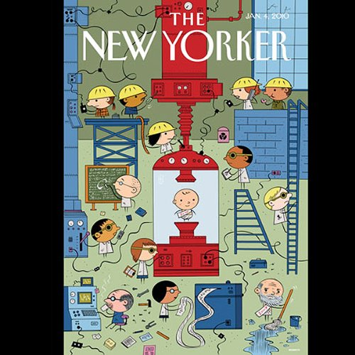 The New Yorker, January 4, 2010 (Nick Paumgarten, Adam Gopnik, Rebecca Mead) audiobook cover art