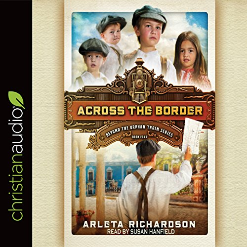 Across the Border audiobook cover art