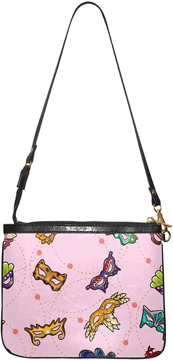 InterestPrint We OFFer at cheap prices Soft Lightweight PU Leather Crossbody NEW Purse wi Bag