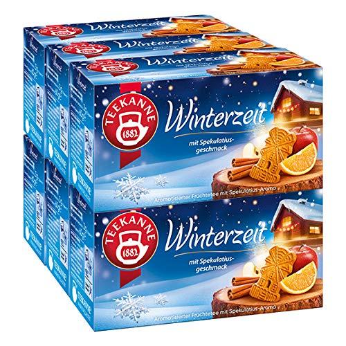 Teekanne -   Winterzeit 20