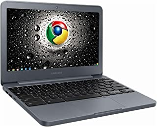 2019 Newest Samsung 11.6 Inch High Performance Chromebook Laptop Computer Intel Celeron N3060 Processor 2GB Memory 16GB eMMC+128GB microSD Bluetooth 4.0 USB 3.0 HDMI Webcam-Chrome OS