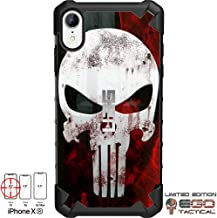 Limited Edition Designs by Ego Tactical on a UAG Urban Armor Gear Case for Apple iPhone Xr (6.1