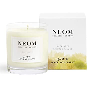 Neom Organics 1 Wick Happiness Candle, 185 grams