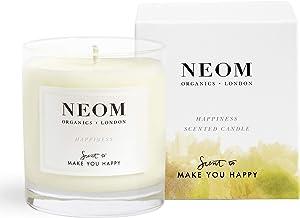 Neom Organics 1 Wick Happiness Candle, 185 grams