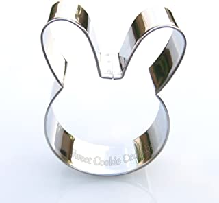 Rabbit Head Cookie Cutter- Stainless Steel