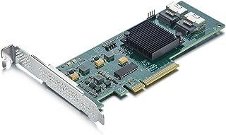 10Gtek Internal PCI Express SAS/SATA HBA RAID Controller Card, LSI SAS2008 Chip, 8-Port 6Gb/s, Same as LSI 9211-8I