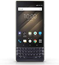 BlackBerry KEY2 LE (Lite) Dual-SIM (64GB, BBE100-4, QWERTY Keypad) (GSM Only, No CDMA) Factory Unlocked 4G Smartphone (Cha...