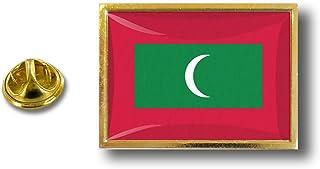 Spilla Pin pin's Spille spilletta Giacca Bandiera Distintivo Badge Maldive