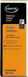 Comvita Manuka Honey Propolis Elixir, Natural Immune Support, 200mL (6.8 fl oz)