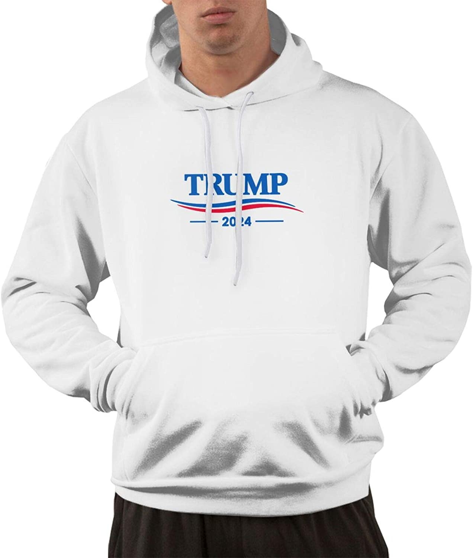 Mans Trump 2024 Fleeces Comfortable Sweater