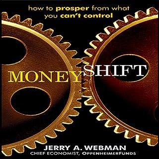 MoneyShift audiobook cover art