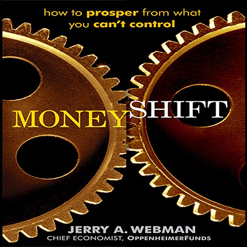 MoneyShift audiobook cover art