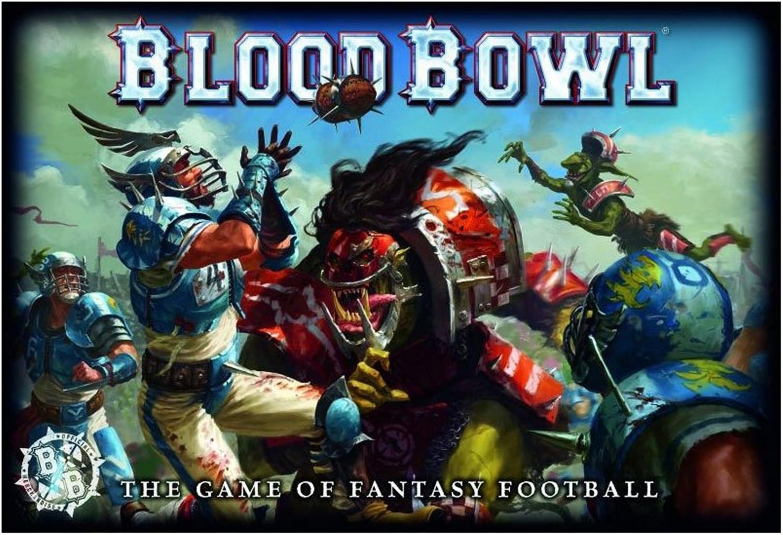 venta caliente en línea Juegos Workshop Juego Blood Bowl Bowl Bowl (versión en Inglés), 60010999003  nuevo sádico