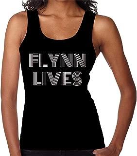 FAQUKA Flynn Lives Tron Legacy Women's Vest