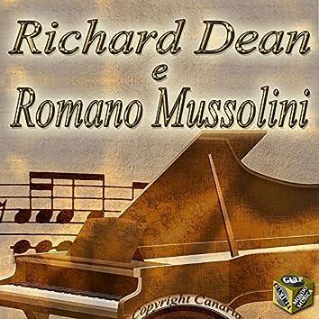 Richard Dean e Romano Mussolini