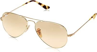 Ray-Ban RB3689 Aviator Evolve Photochromic Sunglasses