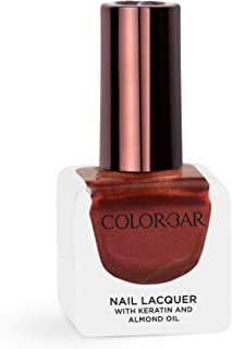 Colorbar Nail Lacquer, Cranberry Pearl, 12 ml
