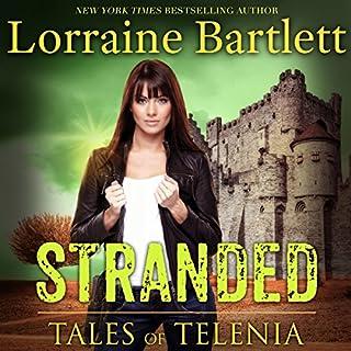 Tales of Telenia audiobook cover art