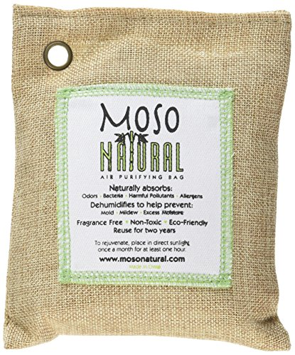 For Sale! Moso Natural No Scent Air Purifying Bag 7.05 oz. Powder