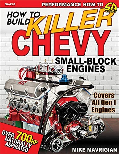 How to Build Killer Chevy Small Block Engines Performance How to product image