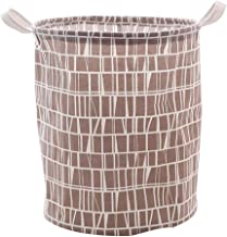 Collapsible Hamper Waterproof Storage Bucket Dirty Clothes Storage Basket Laundry Basket for Washroom Large debris storage bucket