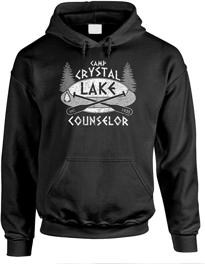 The Goozler Camp Crystal Lake - Horror Jason Hockey - Mens Pullo