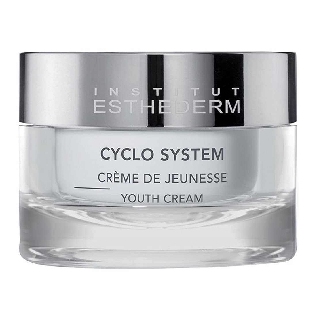 エトナ山バリア考案するInstitut Esthederm Cyclo System Youth Cream Face 50ml [並行輸入品]