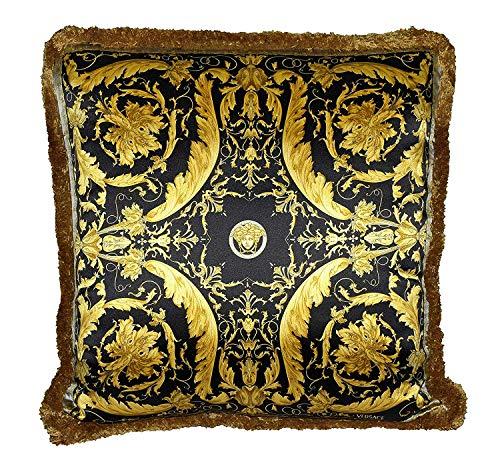 Versace Kissen Dekokissen Pillow Cuscino Coussin 45 x 45cm - 17682