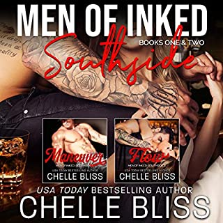 Men of Inked: Southside: Book 1 & 2 audiobook cover art