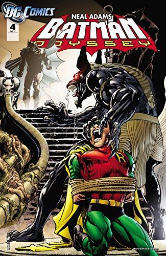 Batman: Odyssey (2011-2012) #4 (of 7) (English Edition)
